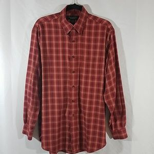 Brooks Brothers Cashmere Blend Button Down Shirt